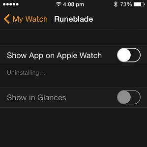How to Remove Apps from Apple Watch
