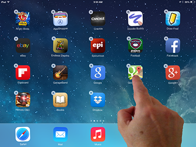 How to Delete Apps from iPhone/iPad