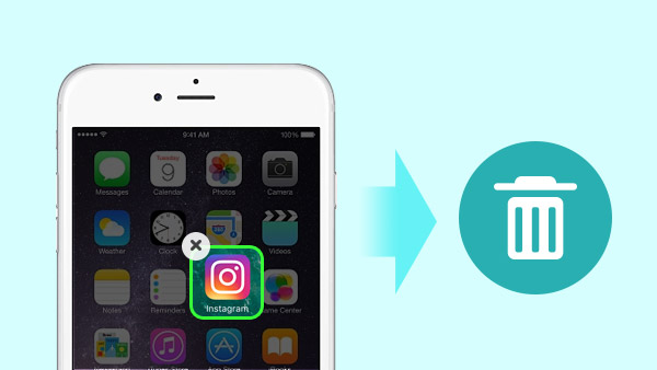 How to delete apps with restrictions on