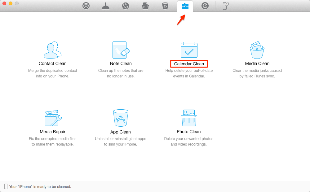 How to Delete Calendar Events on iPhone & iPad – Step 1