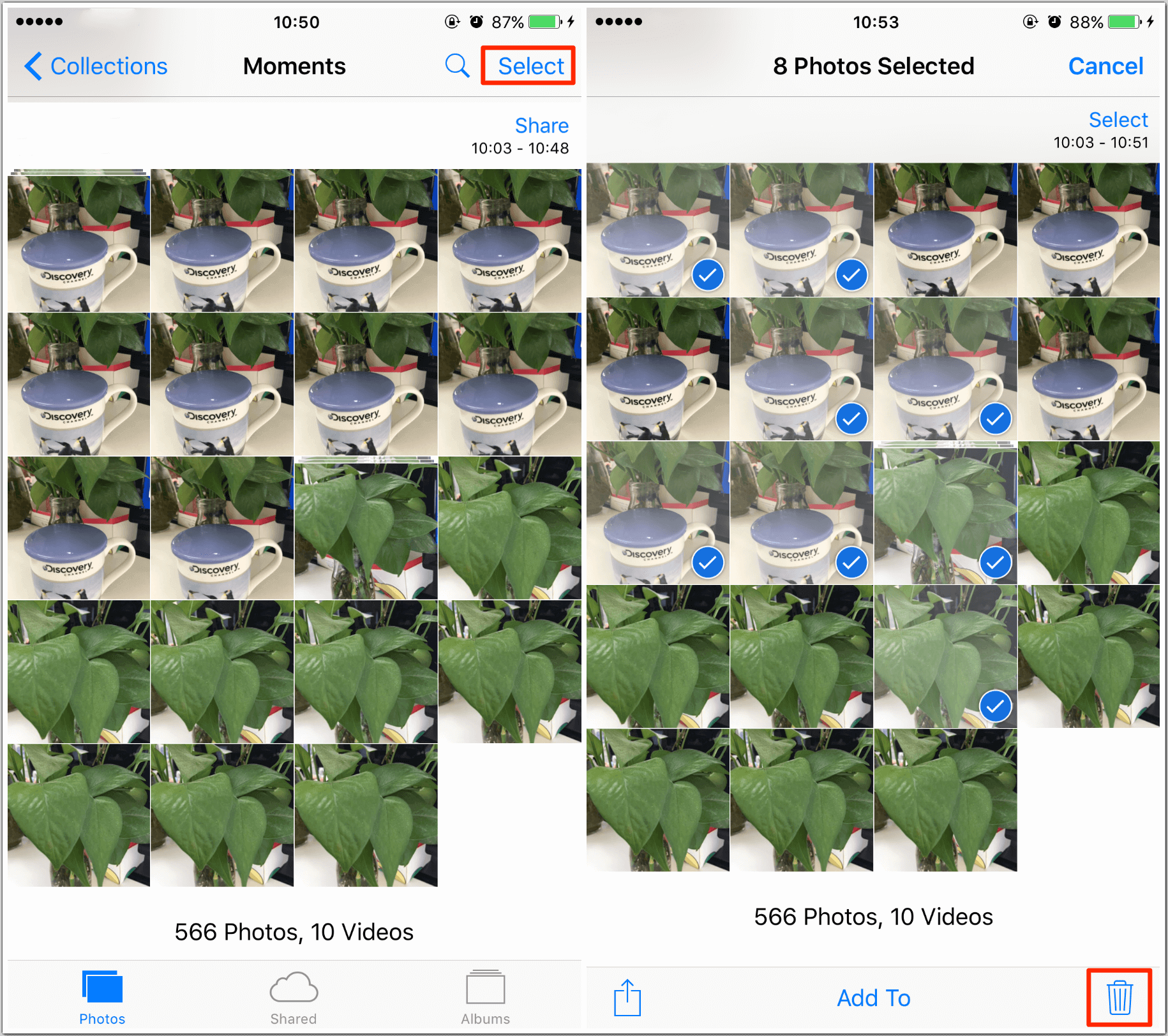 How to Delete Duplicate Photos on iPhone Manually
