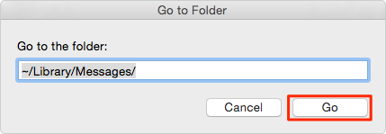 How to Delete iMessage History on Mac – Step 2