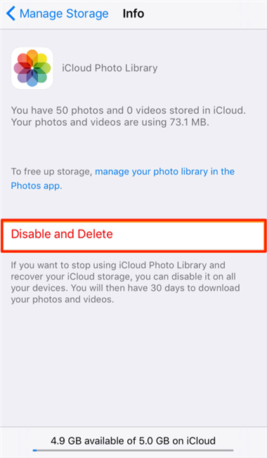 How to Delete Photos from iCloud to Free Up Space in 5 Ways - iMobie