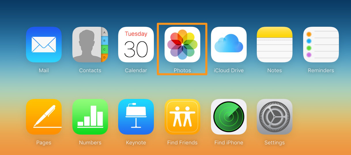 How to Delete Photos from iCloud – Delete Photos from icloud.com