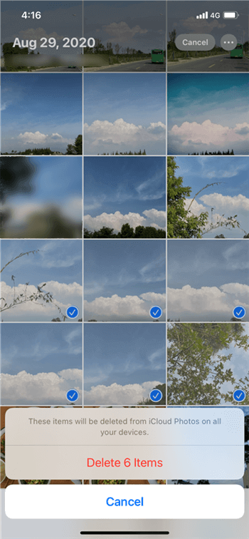 How to Delete Photos from iPhone with AnyTrans – Step 1