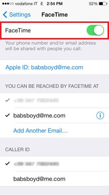 How to Deregister iMessage from iPhone - Step 4