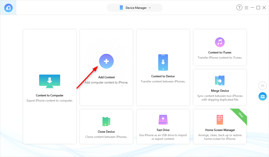 How to Download Photos from iCloud to iPhone X/XS (Max)/XR – Step 4