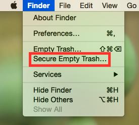 How to Empty Trash on Mac