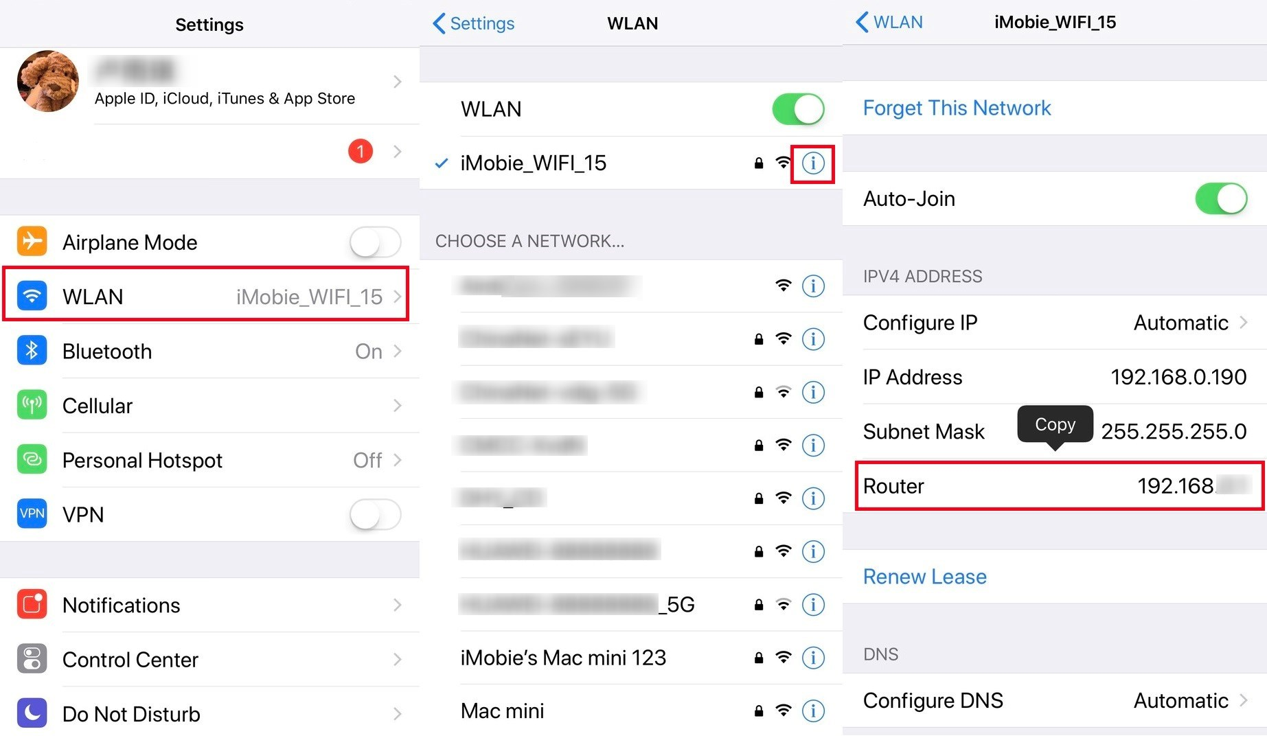 How to See Wi-Fi Password with Router Settings – Step 1