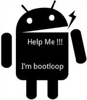 Fix Android Boot Loop Issue
