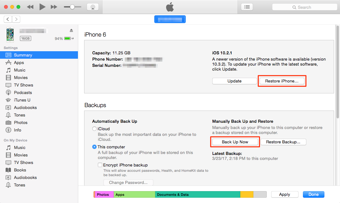 How to Fix A Bricked iPhone/iPad with iTunes
