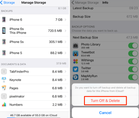 iphone backup could not be completed how to fix icloud backup could not be completed ios 12 11 19344