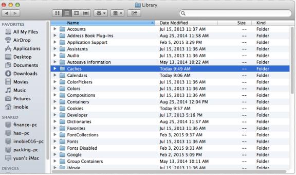 How to Fix: iCloud Password Not Working on Mac via Delete iCloud Cache Files