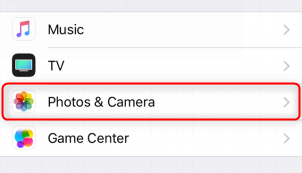 How to Fix Image Capture Not Working - Enable My Photo Stream on iPhone