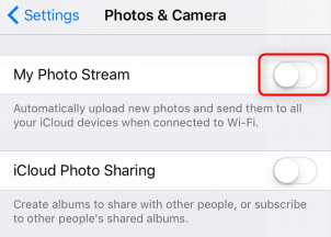 How to Fix Image Capture Not Working/Not Recognizing iPhone - Enable My Photo Stream on iPhone
