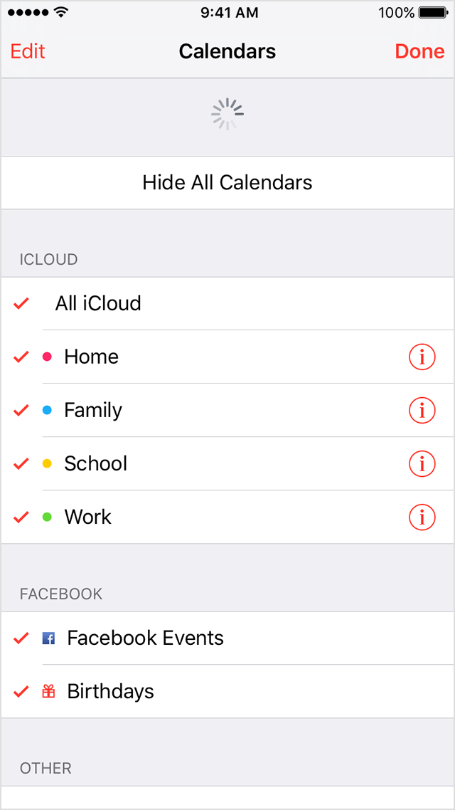 Calendar Apple : Iphone mac calendar not syncing here are fixes imobie