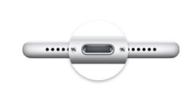 The Charging Port is on the Bottom of Your iPhone