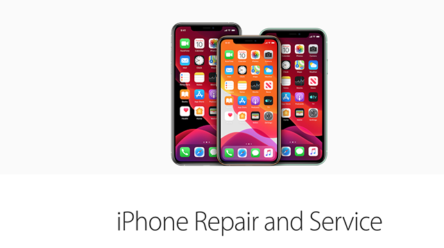 Let Apple repair the Power button