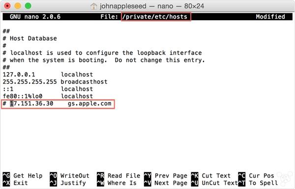 How to Fix iTunes Error 17 - Mac