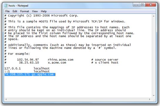 How to Fix iTunes Error 17 - Windows