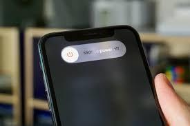 Fix iTunes Error 4037 - Restart iPhone