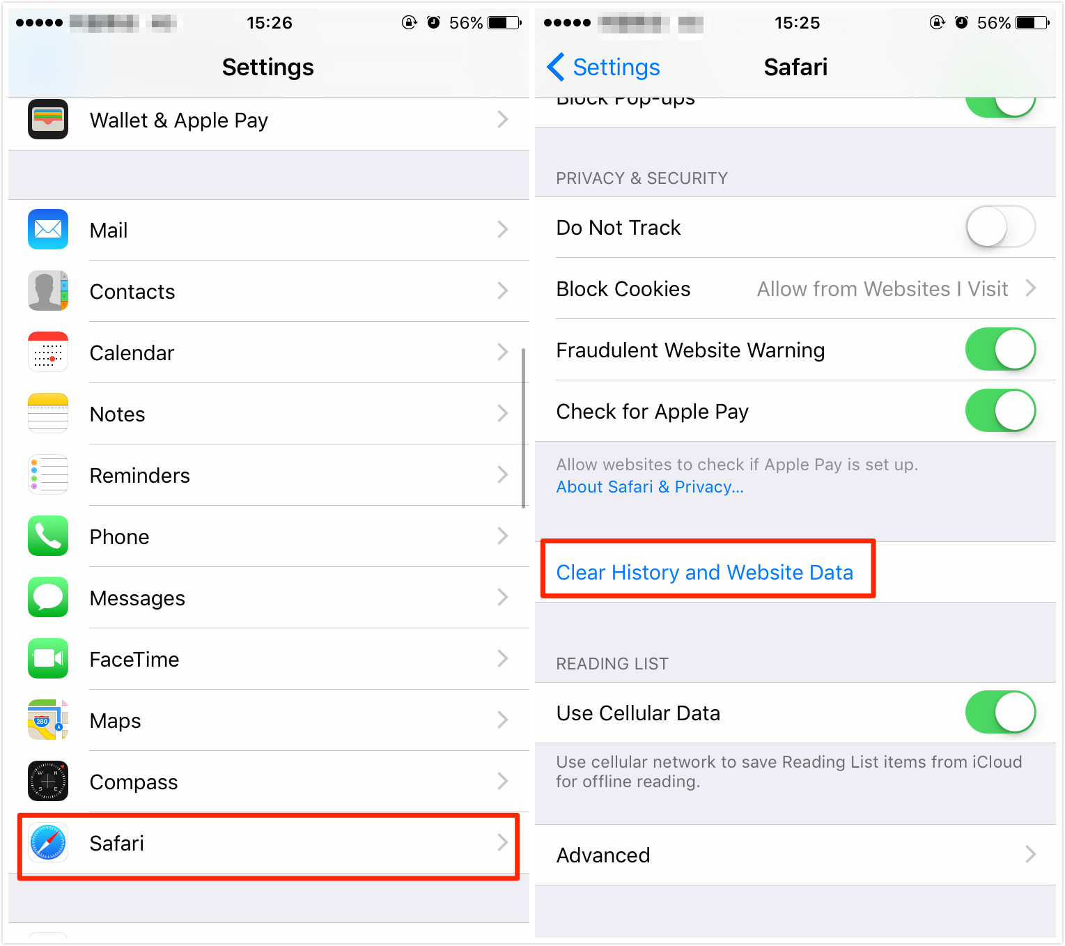How to Fix iTunes Error 9 on iPhone/iPad via Clearing Junk Files
