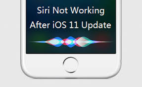 How to Fix Siri Not Working on iPhone iPad after iOS 10/11/11.1/11.2/11.3 Update