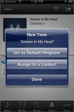 how to add custom ringtones to iphone
