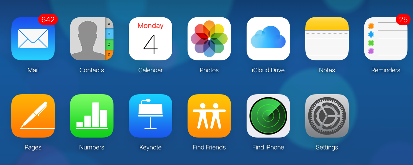 how to download backup from icloud