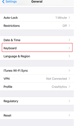 How to Get the New Emojis on iOS 12 - Part 2 - Step 2