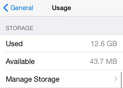 How to Increase iPhone Storage