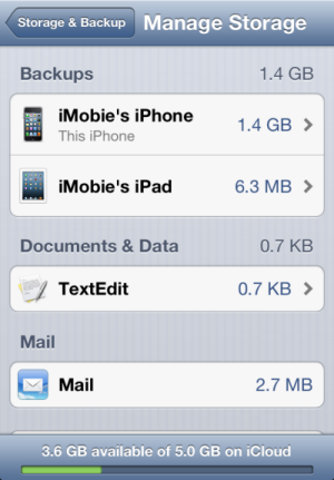 How to Make Better Use of Free iCloud Space