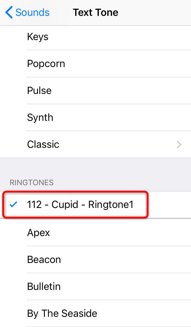 How to Make Custom Text Tone iPhone 6/7/8/X/XS(Max)/XR