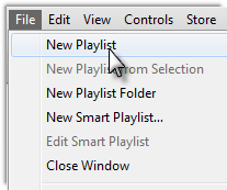 How to Create Playlist in iTunes