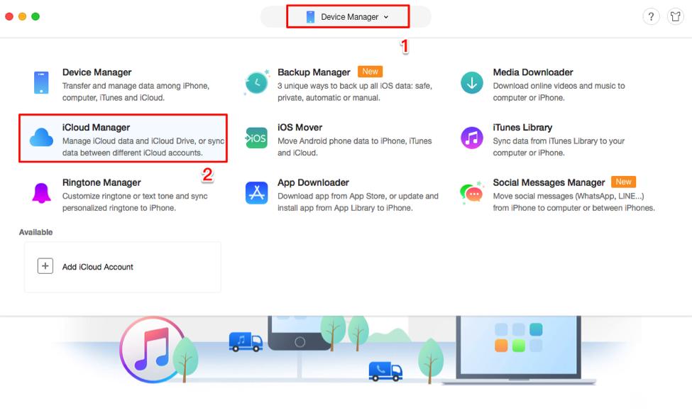 How to Free up iCloud Storage – Step 1
