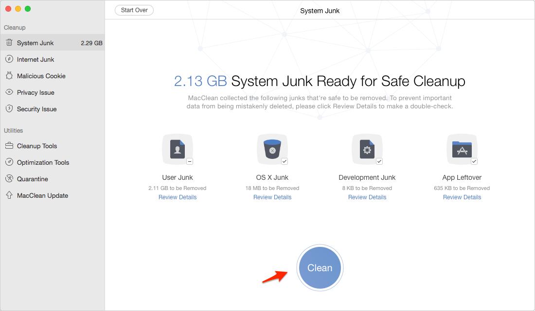 How to Optimize Mac OS X – Step 2