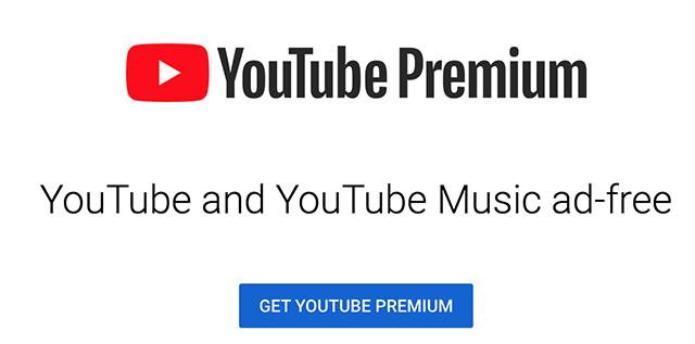 Subscribe to YouTube Red