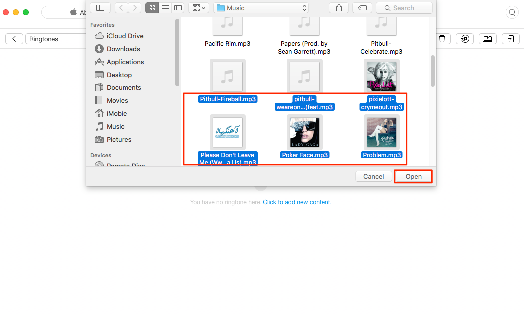 how to put your music on itunes for free download