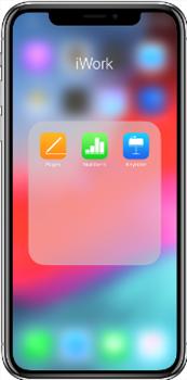 How to Rearrange Apps/Icons on iPhone via Method 2