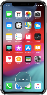 How to Rearrange Apps/Icons on iPhone via Method 3