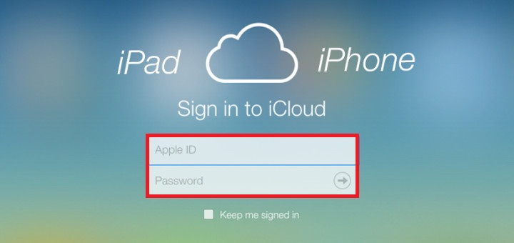 How to Reset iPhone without Passcode using iCloud - Step 2