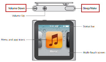 how to manually reset ipod classic