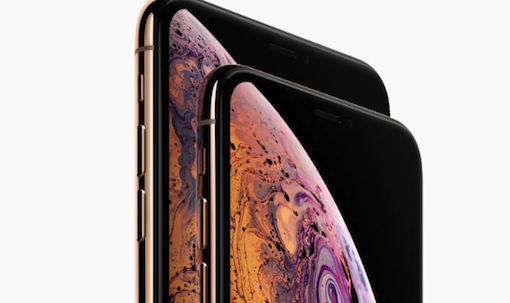 Image Of IPhone XS