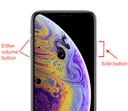 How to Restart iPhone XS/XR