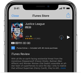 How to Restore iTunes Purchases - Movies