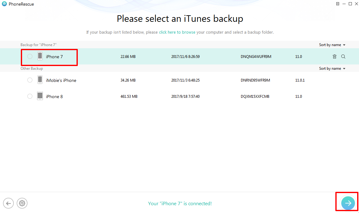 How to Check Deleted History on iPhone from iTunes