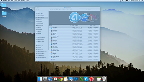 How to Screenshot a Special Mac App Window