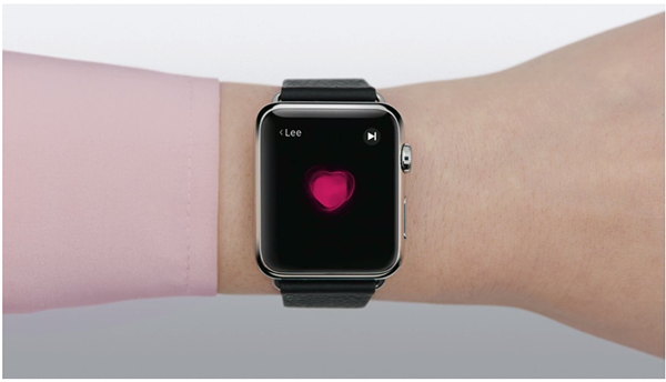 Send Your Heartbeat with Apple Watch – Step 3&4