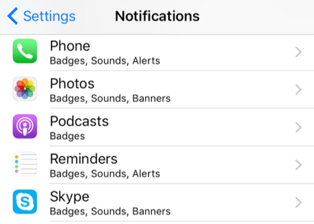 How to Get Reminders to Pop Up in Notifications on iPhone – Step 3