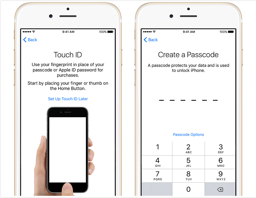 How to Activate and Set up New iPhone 8 -Step 5